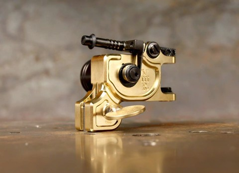 DANKUBIN - Polished Brass V3R Sidewinder