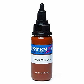 INTENZE INK - MEDIUM BROWN