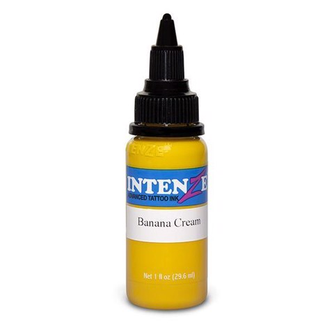 INTENZE INK - Banana Cream