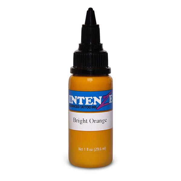 INTENZE INK - BRIGHT ORANGE