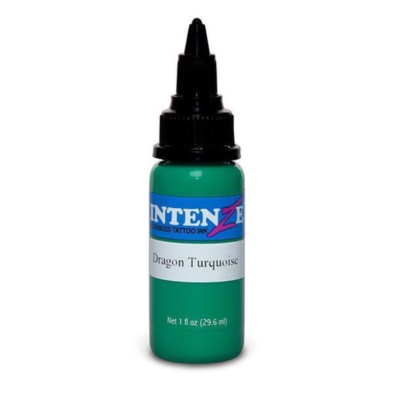 INTENZE INK - DRAGON TURQUOISE