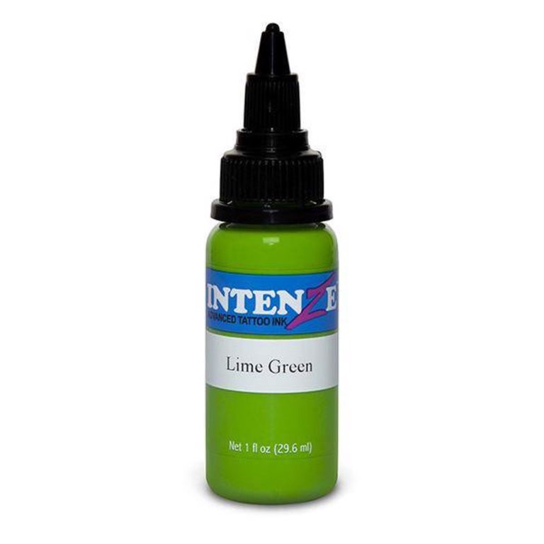 INTENZE INK - LIME GREEN