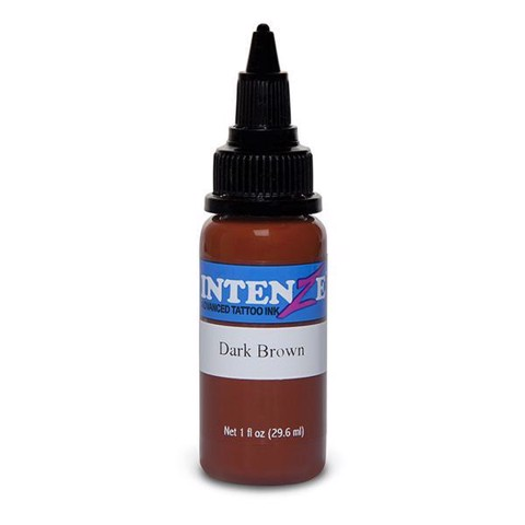 INTENZE INK - DARK BROWN