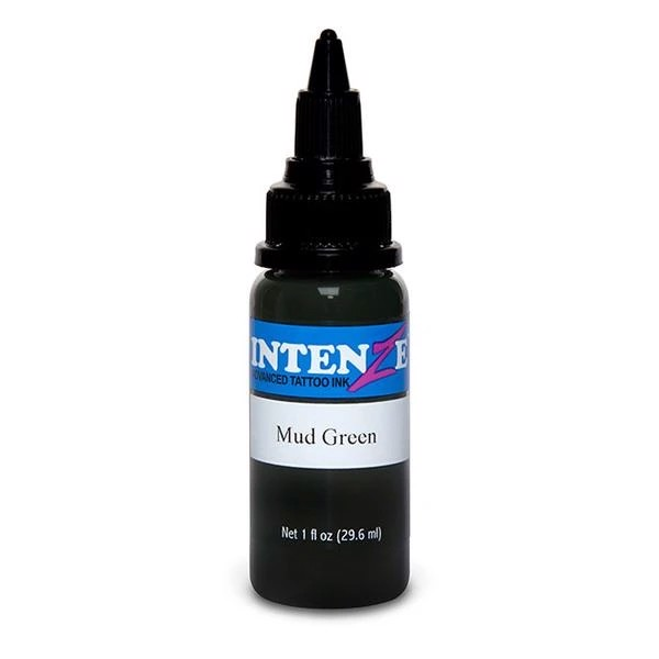 INTENZE INK - MUD GREEN
