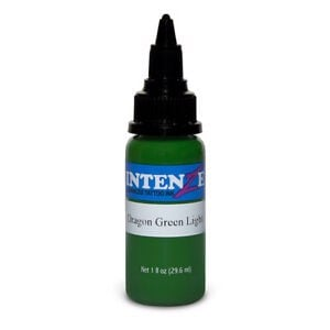 INTENZE INK - DRAGON GREEN LIGHT