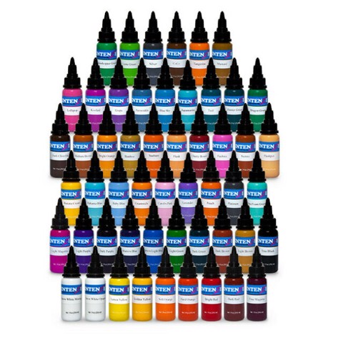 INTENZE 54 COLOR SET 1OZ
