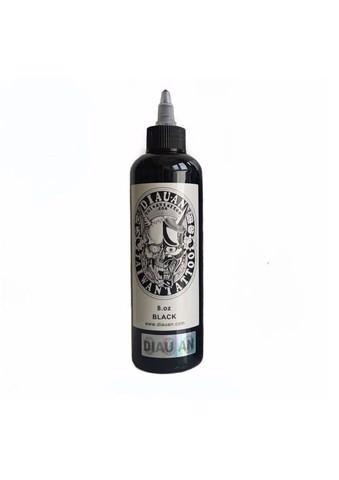 DIAU AN - BLACK INK 8OZ