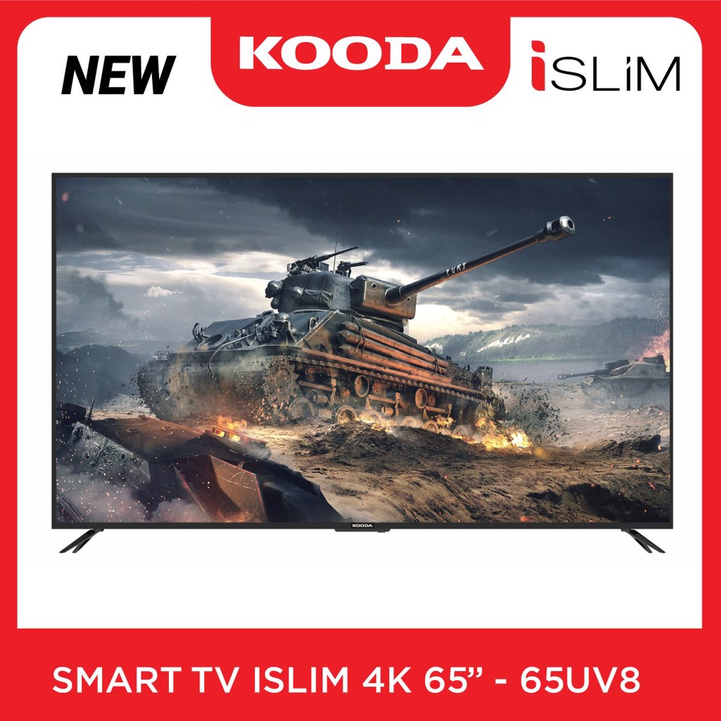 Smart TV iSLIM 4k - K65UV8 (NEW 2020)