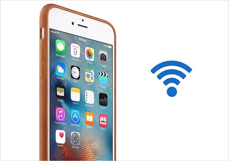 iPhone 7, 7Plus bị lỗi Wifi