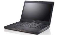 Dell Precision M4600 (Core i7-2720QM, Ram 4GB, HDD500GB, AMD 5950,15.6 inche)