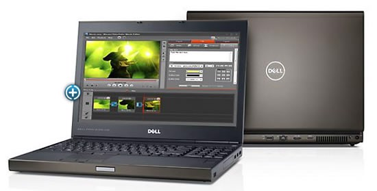 Dell Precision M4800 Core i7-4800MQ RAM 8GB SSD 128GB K1100 FHD