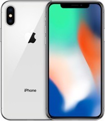 iPhone X 256GB(Silver/Black)NEW