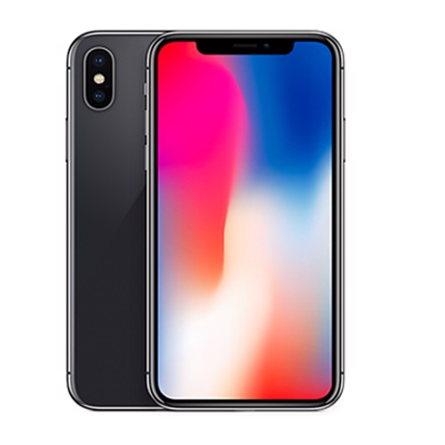 iPhone X 64GB (Silver/Black)NEW