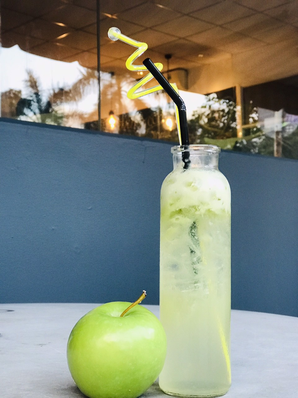 Green Apple Lemon Ginger