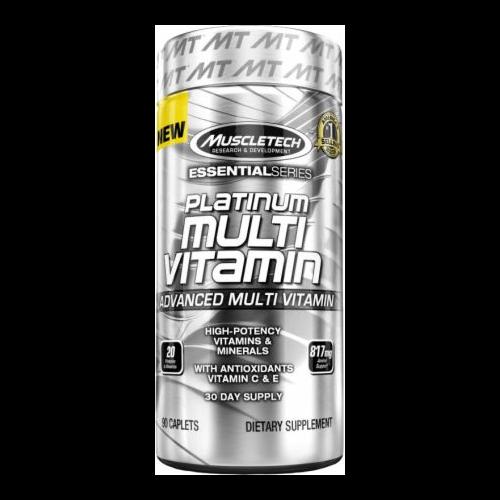 Viên tổng hợp Vitamin - Platinum Vitamin 90v