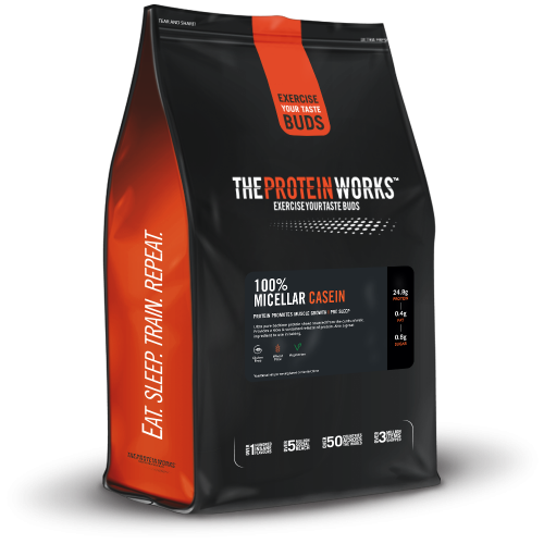 The Protein Works (TPW) - 100% Micellar Casein 1KG 40 LẦN DÙNG