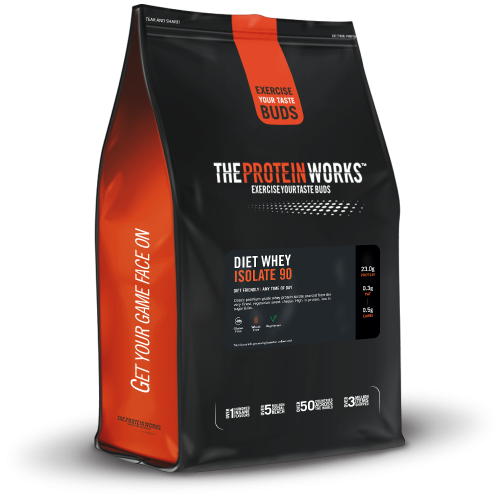 The Protein Works (TPW) - Diet Whey Isolate 90 1kg 40 lần dùng