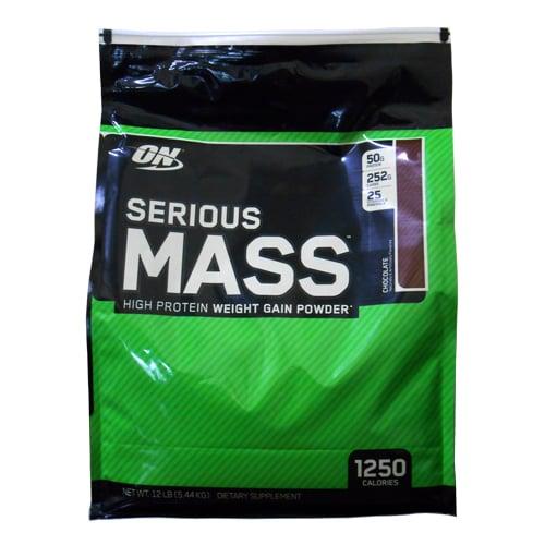 Sữa tăng cân - Mass Gainer - Serious Mass 12lbs