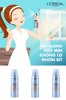 Xịt chống nắng L'Oreal UV Perfect  Aqua Essence City Face Mist SPF 50+ PA++++