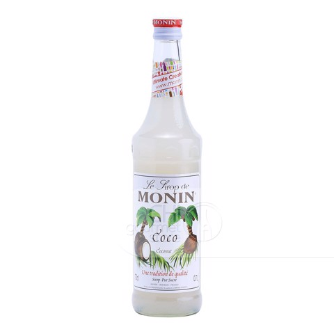 Syrup Coconut 700ml - Monin