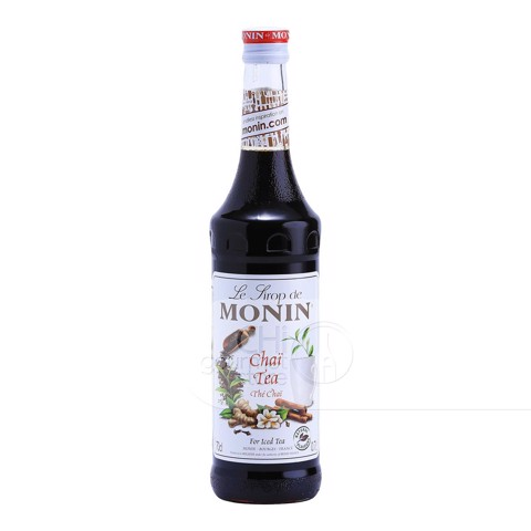 Syrup Chai Tea 700ml - Monin