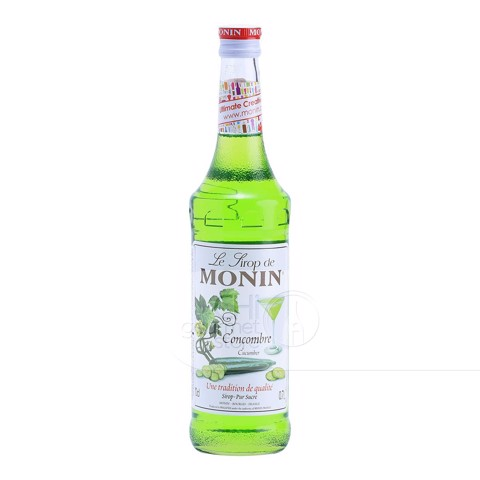 Syrup Cucumber 700ml - Monin