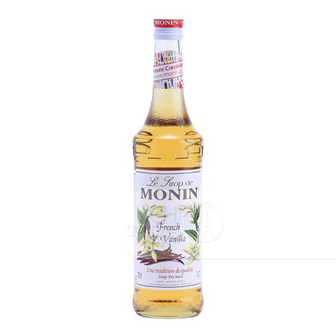 Syrup French Vanilla 700ml - Monin