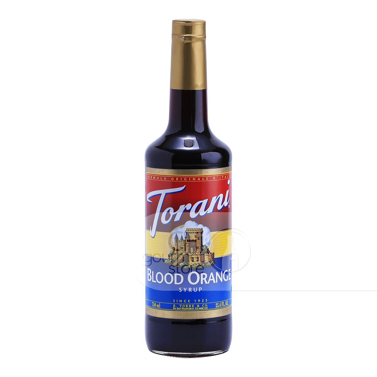 Syrup Blood Orange 750ml - Torani