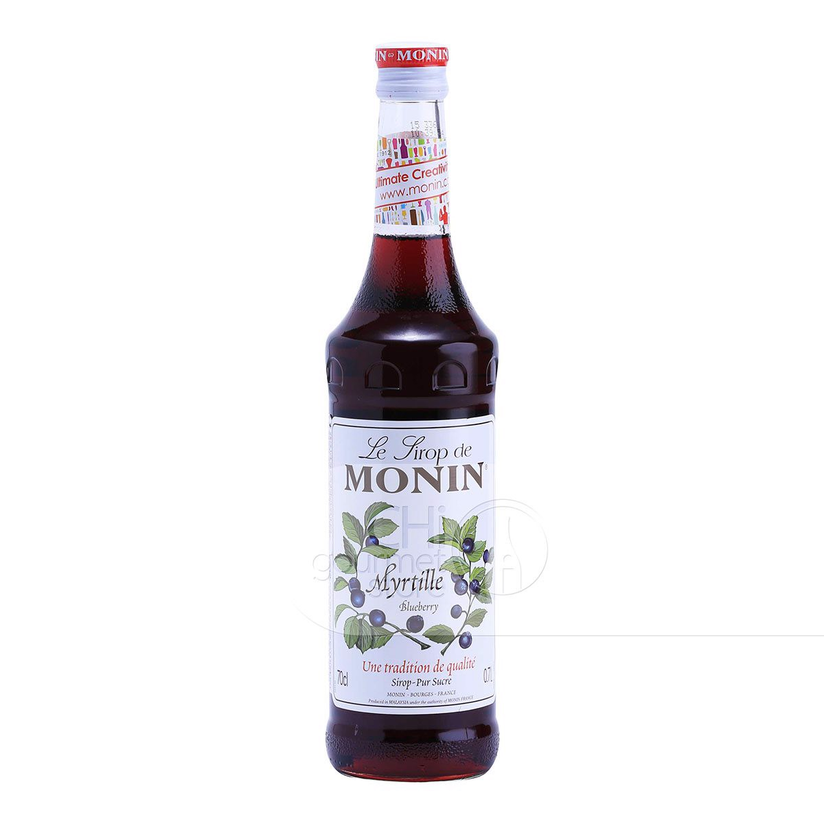 Syrup Blue Berry 700ml - Monin