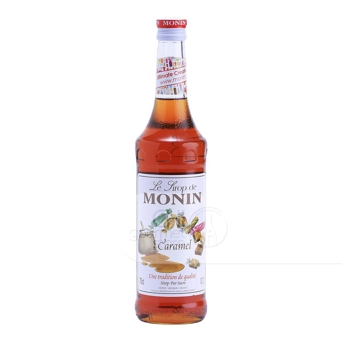Syrup Caramel 700ml - Monin