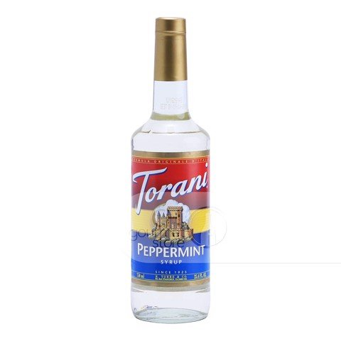 Syrup Peppermint 750ml - Torani