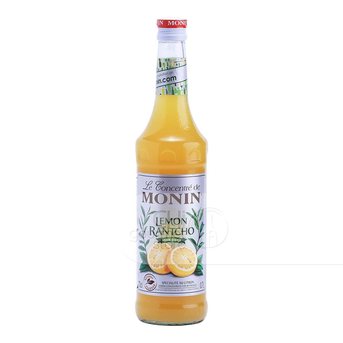 Syrup Rantcho Lemon 700ml - Monin