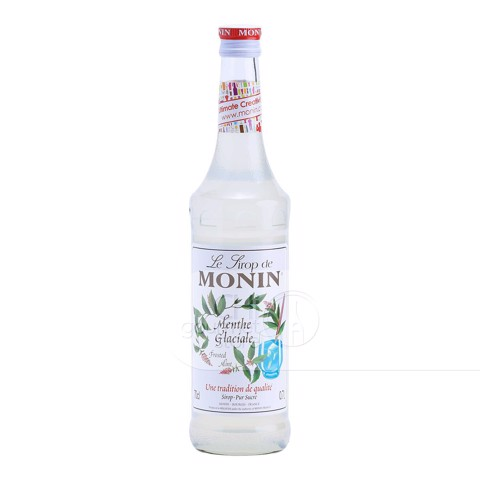 Syrup Frosted Mint 700ml - Monin