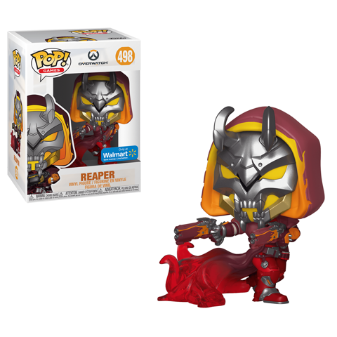 Pop Games: Overwatch S5 - Reaper (Hell Fire) 38181