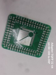Adapter TQFP 32 44 64 80 100 to DIP