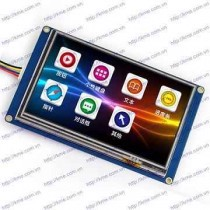 LCD TFT 2.2 inch giao tiếp USART