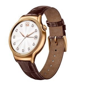Huawei Watch Gold Elegant - Rose Gold Like New Nobox