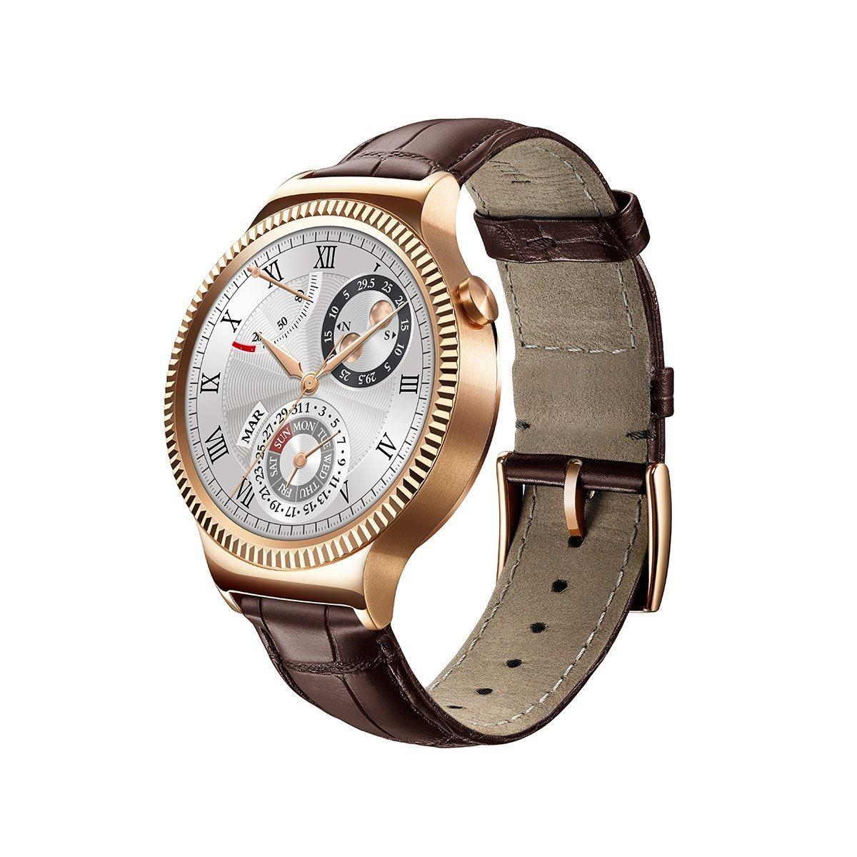 Huawei Watch Gold 22K Elegant - 98% Fullbox