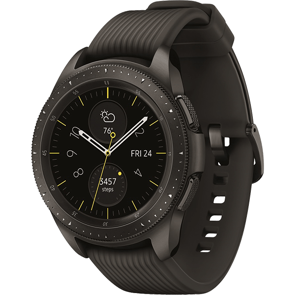 Galaxy Watch 42mm BLACK