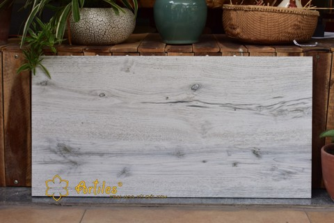 Gạch đá vân gỗ 40x80 SALE