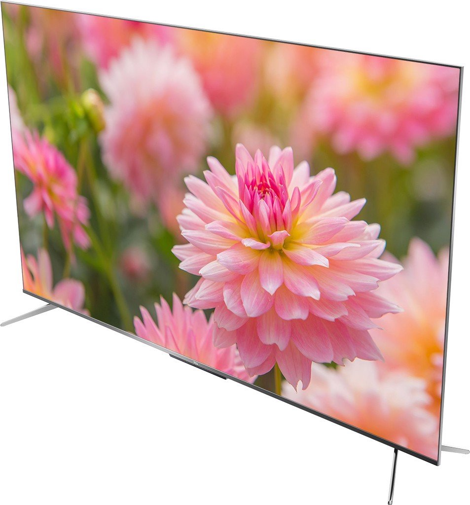 Android QLED Tivi TCL 4K 50 inch 50C715