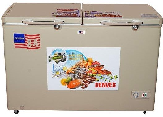 Tủ đông Denver AS 588HDI (Inverter)