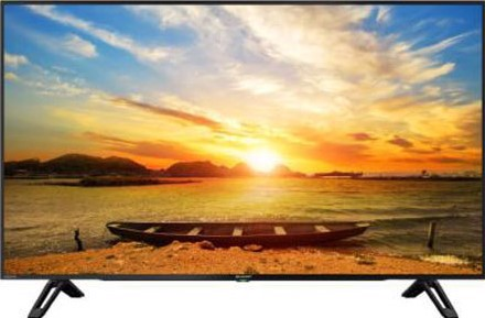 Smart Tivi Sharp 4K 60 inch 4T-C60CK1X