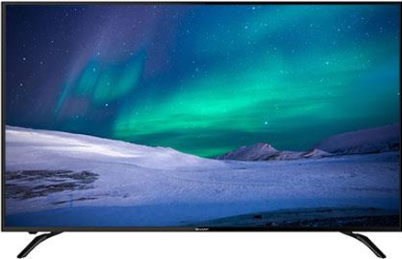 Android Tivi SHARP 4K 70 Inch 4T-C70BK1X