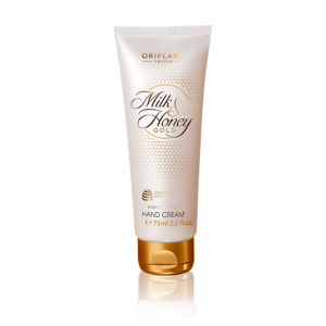 31606 oriflame – Kem dưỡng da tay Milk and Honey