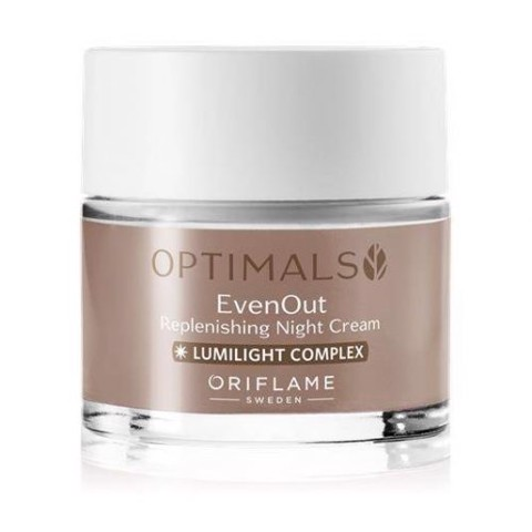 32480 oriflame – Kem dưỡng da ban đêm trị sạm nám Optimals Even Out Night Cream