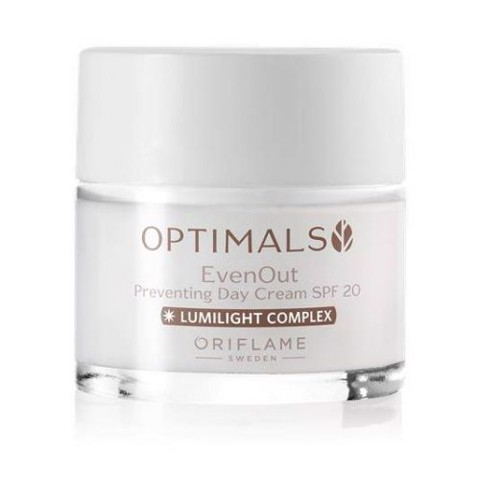 32479 oriflame – Kem dưỡng da ban ngày trị sạm nám Optimals Even Out Day Cream SPF 20