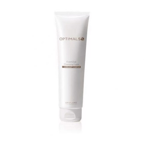 33224 oriflame – Sữa rửa mặt trị nám Optimals Even Out Foaming Cleanser
