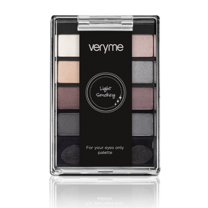 31877 oriflame – Phấn mắt oriflame 8 màu Very Me Light Smokey For your eyes only Palette
