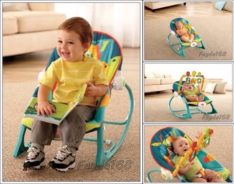 Ghế rung Fisher Price